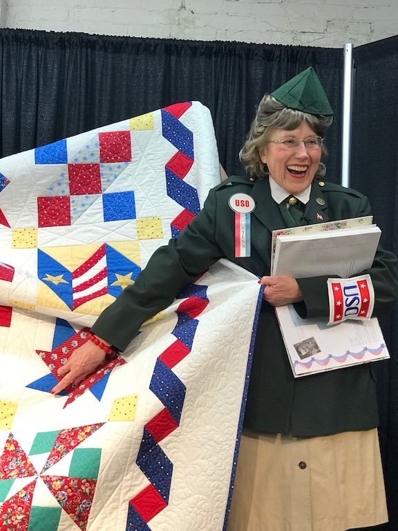 Quilting World Pioneer