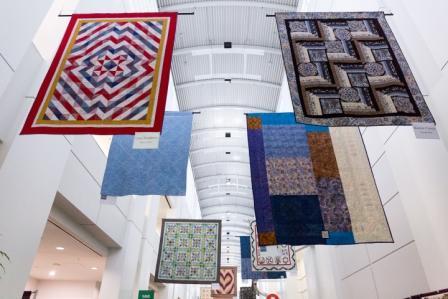 showcasing quilts  quilt show