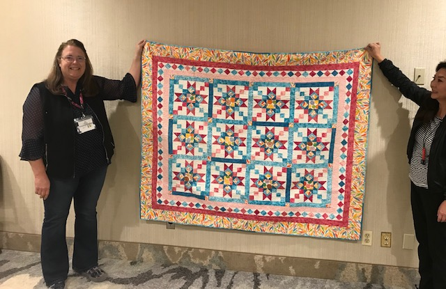 mystery quilting