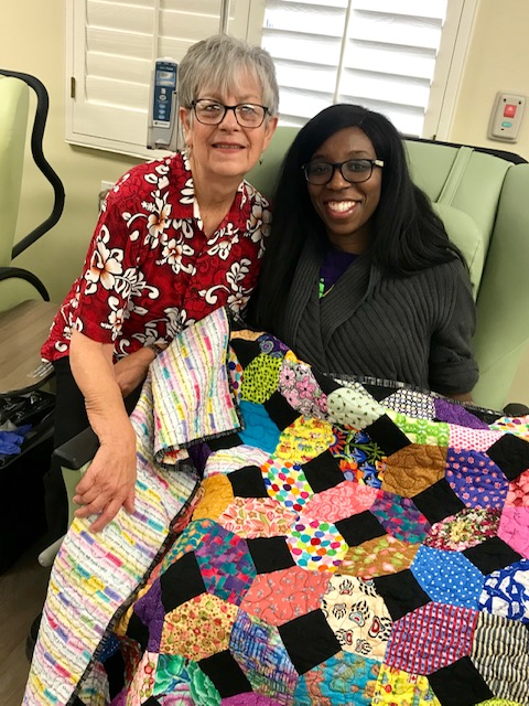 comfort quilts for cancer patients