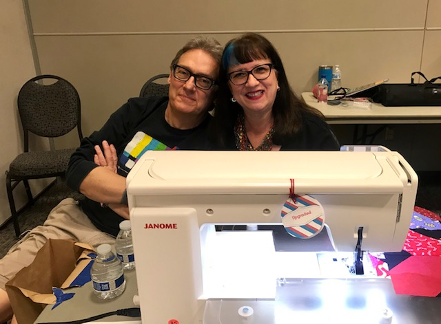 Quilters give Back