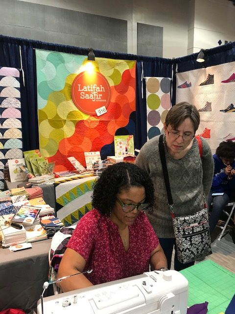 Encouraging Young Quilters