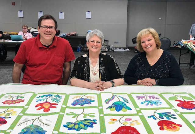 judges' favorite quilts Road to California quilt contest