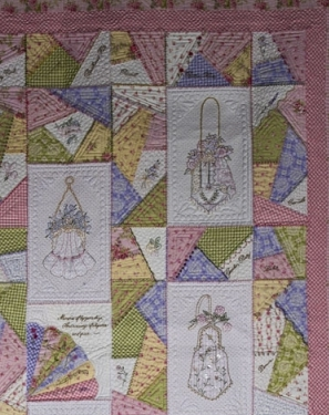 Multiple Winning Quilts