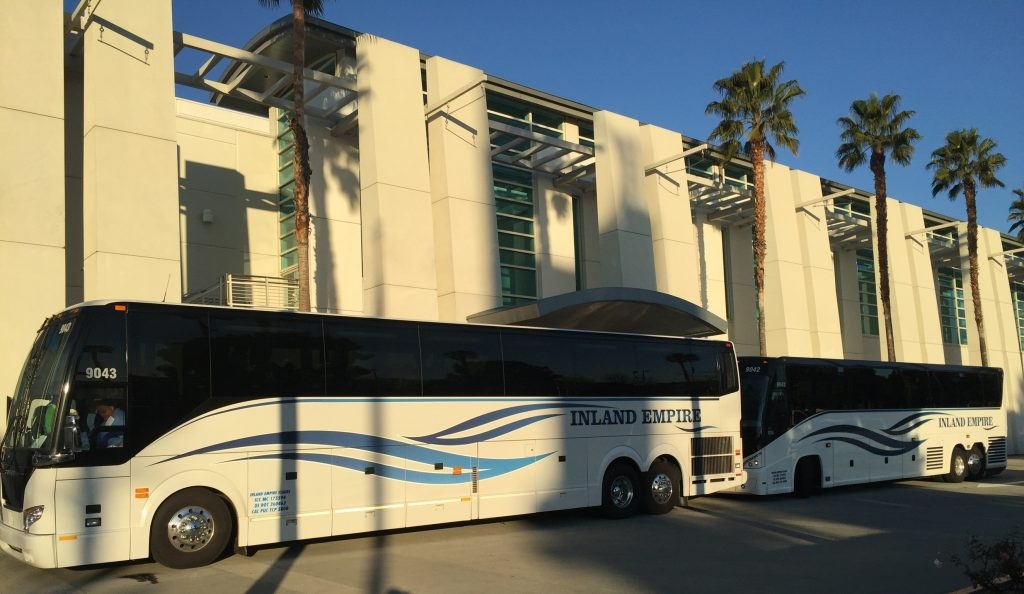 Charter a Bus Tour to Road to California Quilt Show