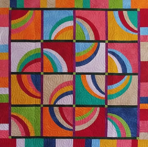 Gyleen X. Fitzgerald Road to California Quilt Show Teacher