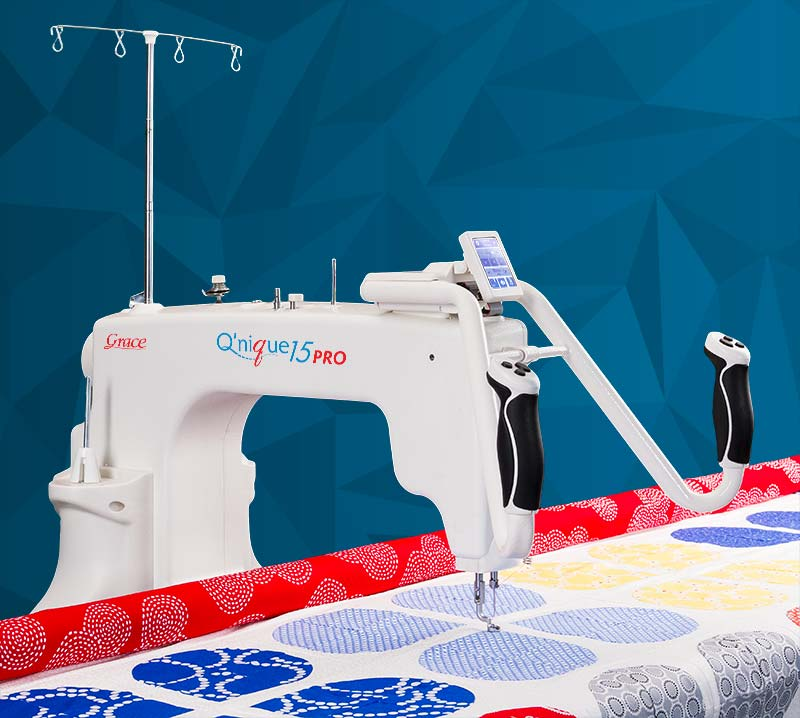 Quilting and Technology