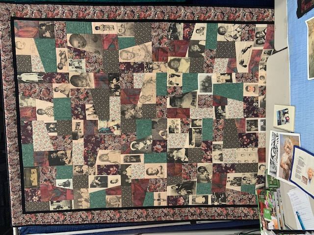 Preserving Photos on Fabric