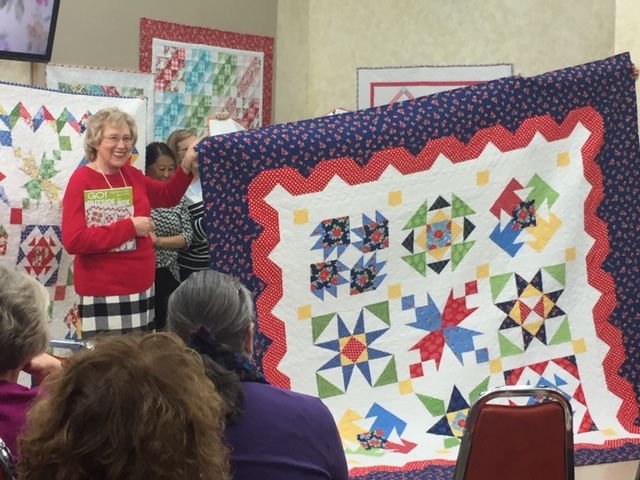 quilting bus tours