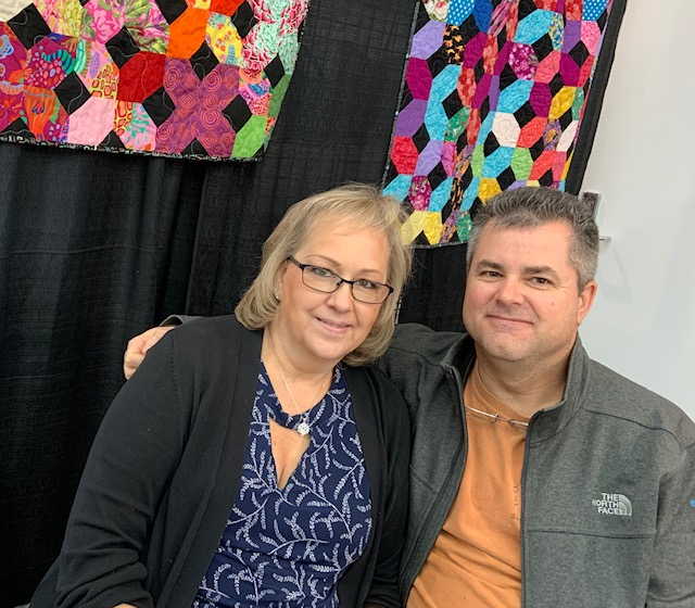 quilting fans