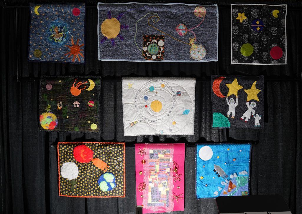 international quilt exhibits