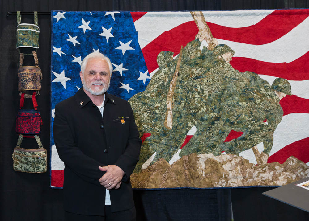 Quilts and Veterans