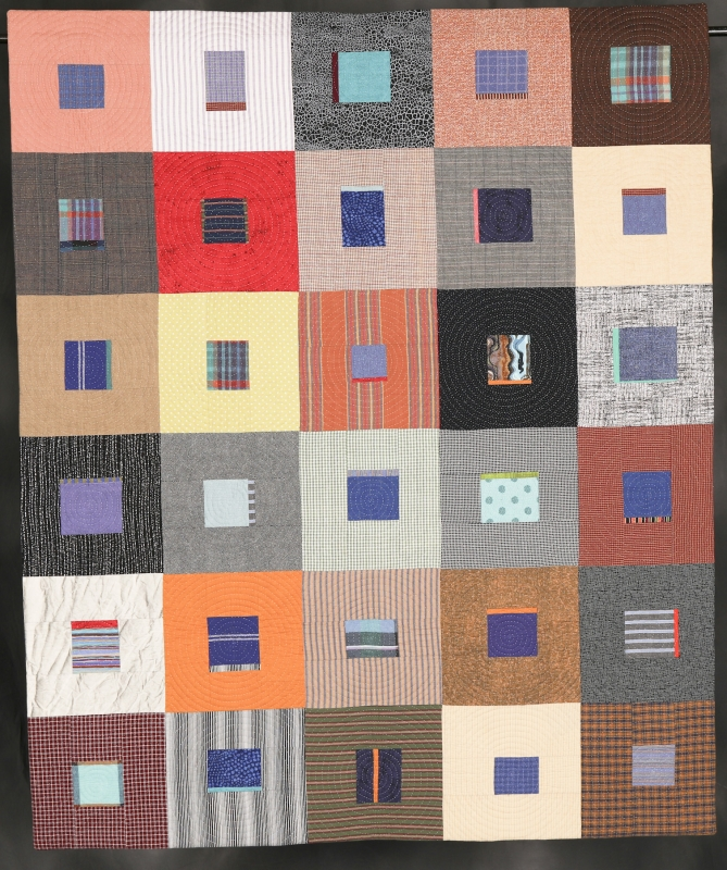 Old Quilts Into New Designs