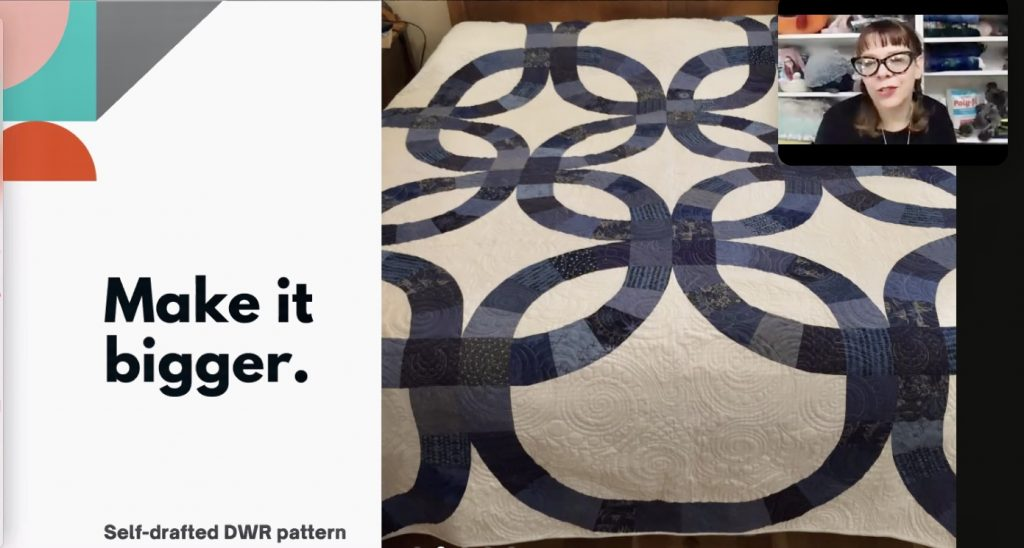 Add quirk to your quilts