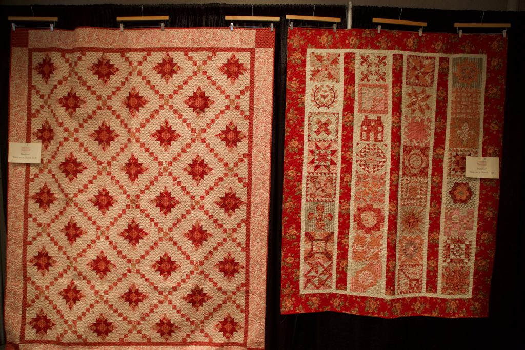 French General Vintage Crafts and Quilt Fabric