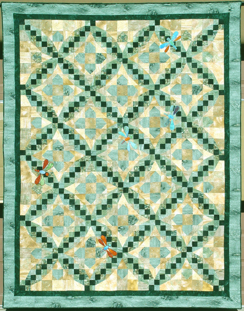 Mystery Quilts, Quilt Show Classes