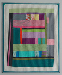 4013C    Happy Scrappy Improv Quilts Class with Catherine Redford