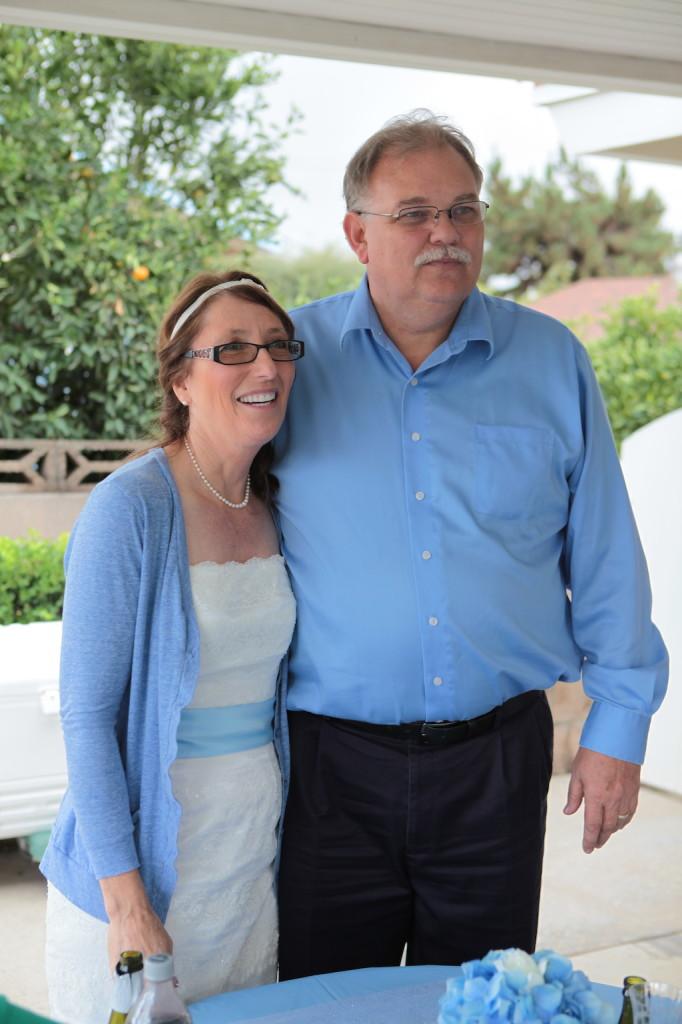 Darrell and Jill