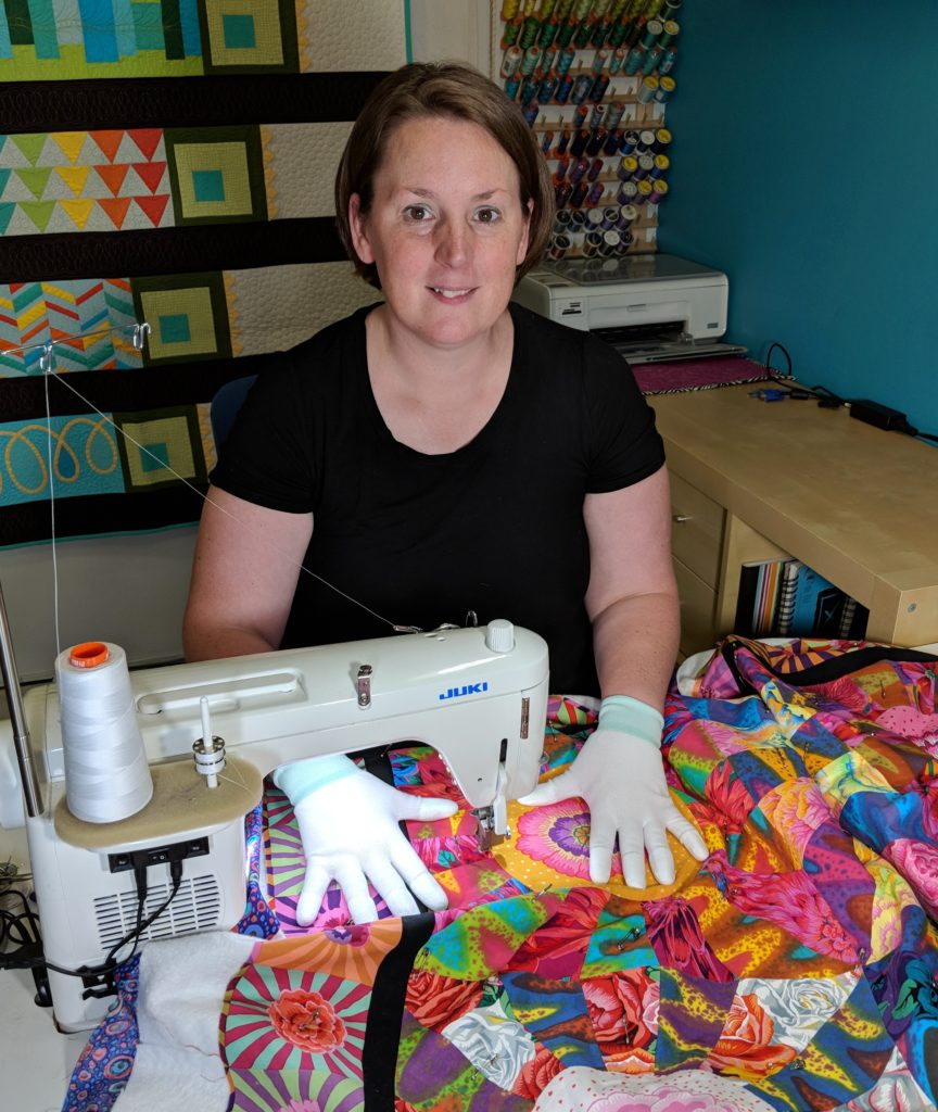 Mel Beach Quilt Teacher Quilt Class