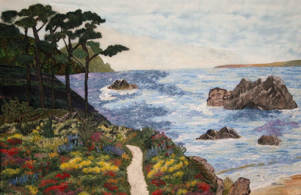 Point Lobos State Natural Reserve by Christine Robin Hartman
