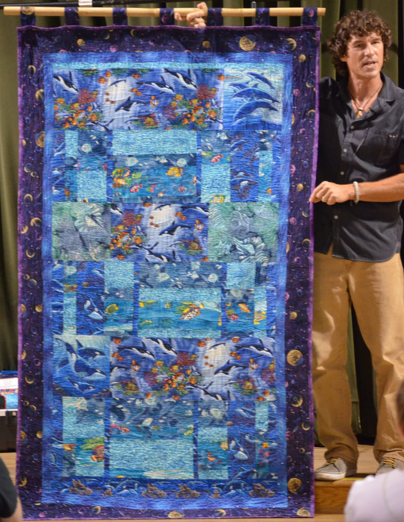 Rob Appell Road to California Quilt Show 2019